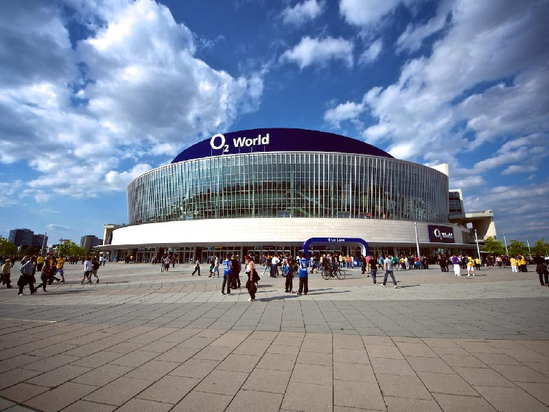 The 02 worlds, Berlin / Hamburg